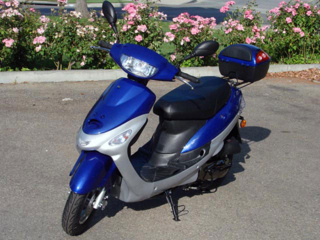 wholesale 50cc scooter tmec upgraded  model