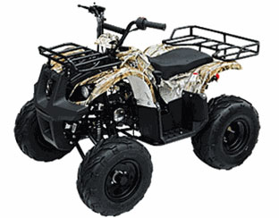wholesale 125cc racing quad atv