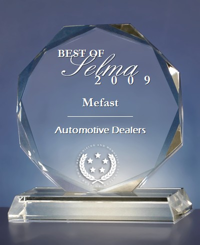 Best Wholesale Dealer Award