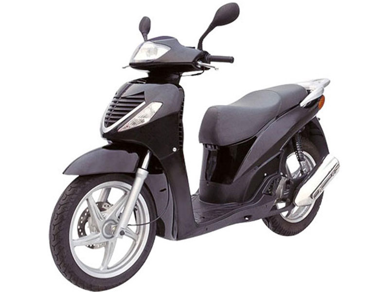 "16"" 150cc scooter"