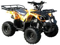 125cc quad atv