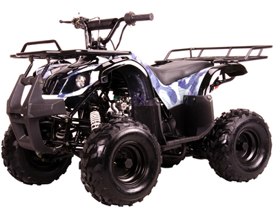 Small kids 110cc ATV