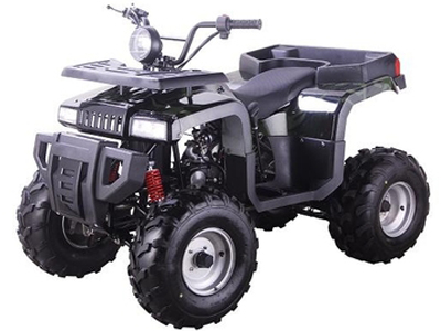 wholesale Air Cooled 125cc ATV Automatic