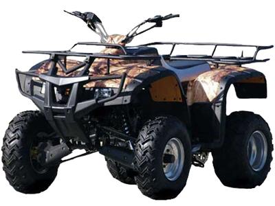 Utility 250cc ATV Style