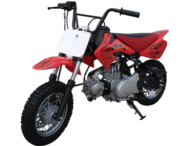 Kidds 125cc Dirt bike