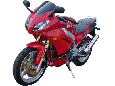 Racing Design Motorcycle 250cc