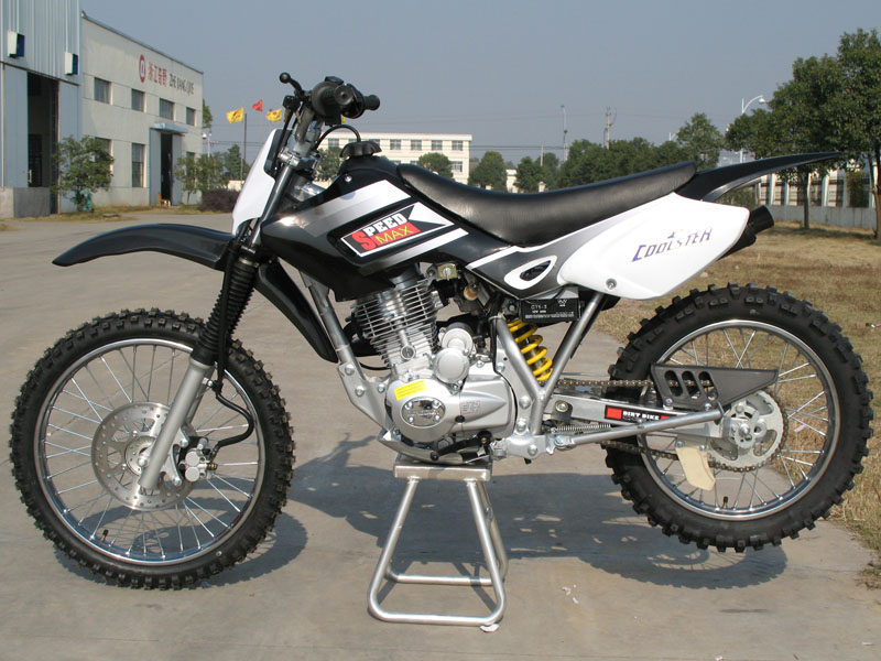 Terrian 200cc Dirt Bike