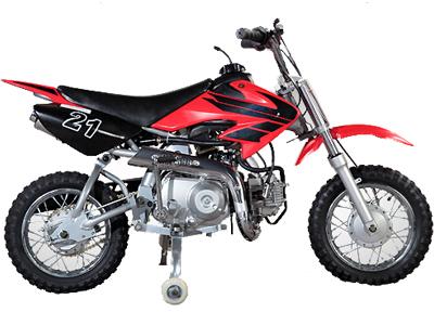 Kids Mini Dirt Bike 50cc