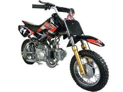 70cc Apollo Dirtbike