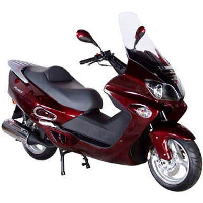 Wholesale 250cc Scooter Mopeds 250cc Scooter Speed