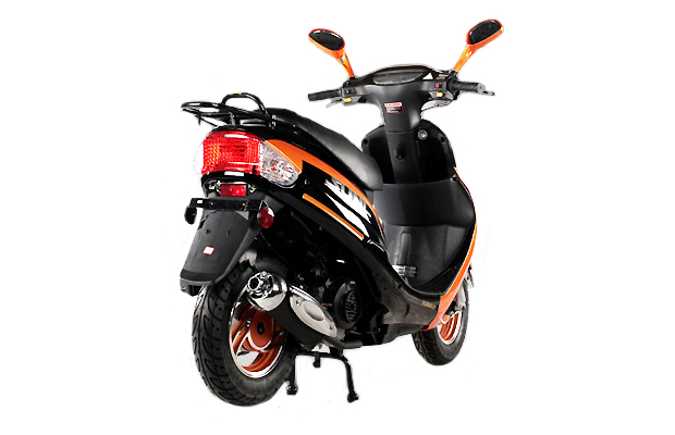 new style scooter 50cc. Black Bedroom Furniture Sets. Home Design Ideas
