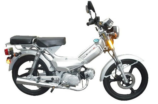 honda style classic 50cc scooter. Black Bedroom Furniture Sets. Home Design Ideas