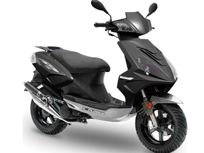 50cc GT5 scooter