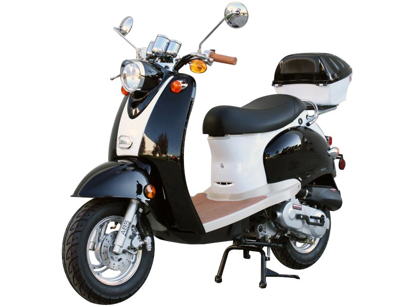 50cc Znen High Quality Scooter