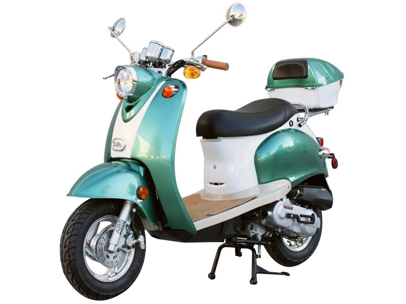 50cc znen high quality scooter for Motor scooter dealers near me