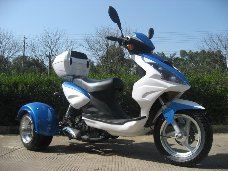 Huzhou daixi Zhenhua scooter Manual