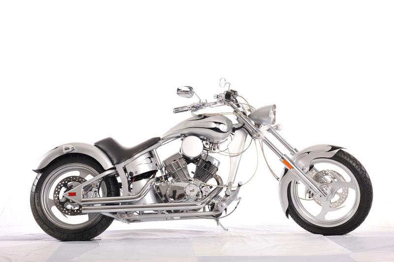 Teen Chopper 250cc V Twin